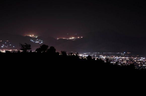 شب تهران